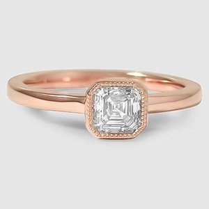 14K Rose Gold Sierra Ring