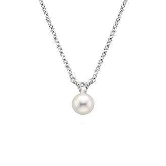 Premium Akoya Cultured Pearl Pendant (6mm) Image