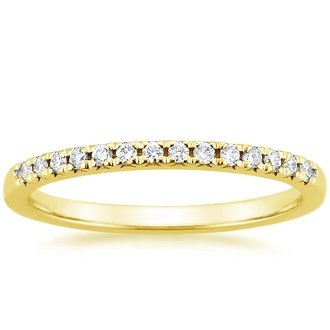 18k yellow gold - Wedding Rings Gold