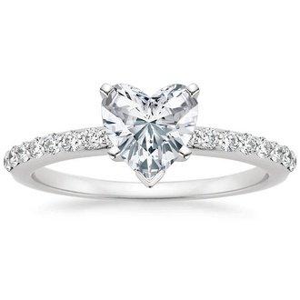 pic - Heart Wedding Ring