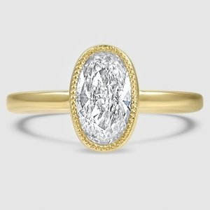 18K Yellow Gold Sierra Ring