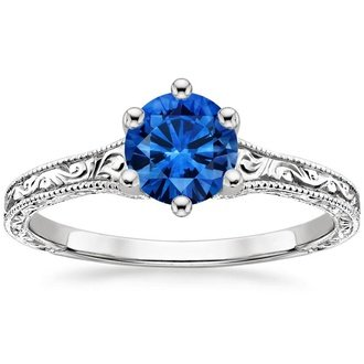 Ethical Sapphire Engagement Rings Brilliant Earth