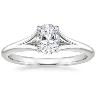 Oval Engagement Rings Brilliant Earth