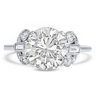 The Emma Rose Ring