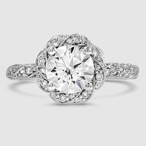 Gold Cordoba Diamond Ring