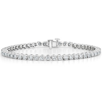 Diamond Tennis Bracelet (4 ct. tw.) Image