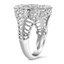Old Hollywood Milgrain and Filigree Ring, smallview