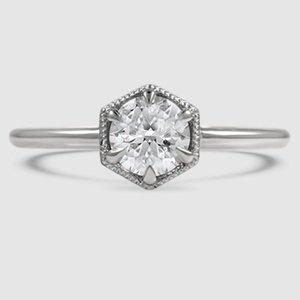 518e2d05d4a8a 18K White Gold Caldera Ring