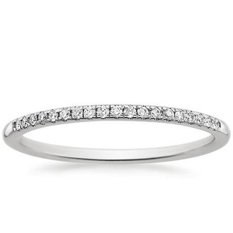 pic - Platinum Wedding Rings For Her