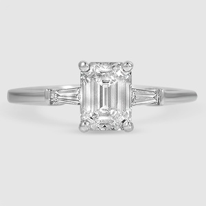 e8e410a23084c0 Tapered Baguette Diamond Ring | Brilliant Earth
