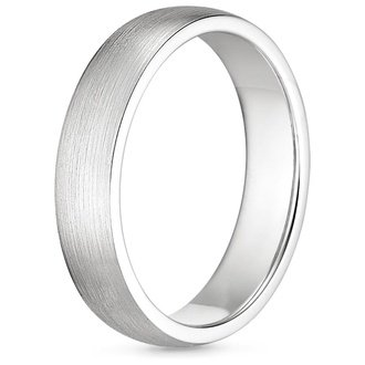 Menu0027s Platinum Wedding Bands