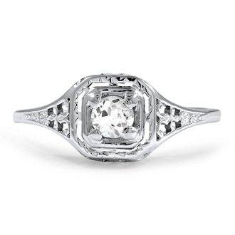 Edwardian Engagement Rings Brilliant Earth Antique Rings