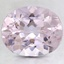 11x9mm Premium Pink Oval Morganite