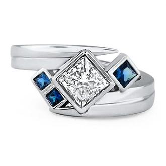 Bezel-Set Engagement Rings | Brilliant Earth