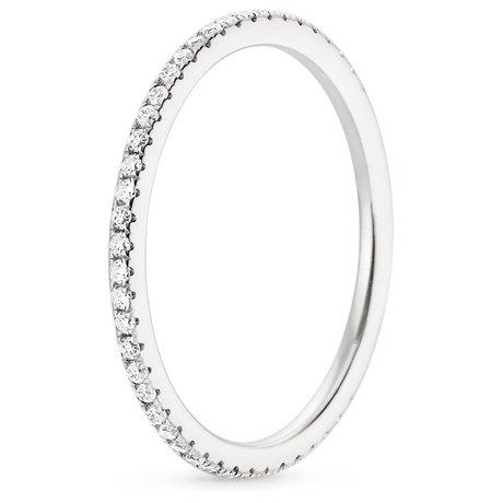 Petite Eternity Ring