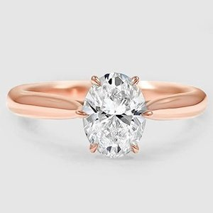 14K Rose Gold Catalina Ring