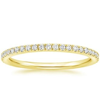 Gold Wedding Bands Brilliant Earth