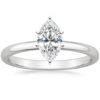 Marquise Diamond Engagement Rings | Brilliant Earth