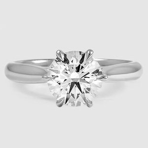 Platinum Catalina Ring