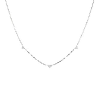 Prisma Diamond Necklace Image