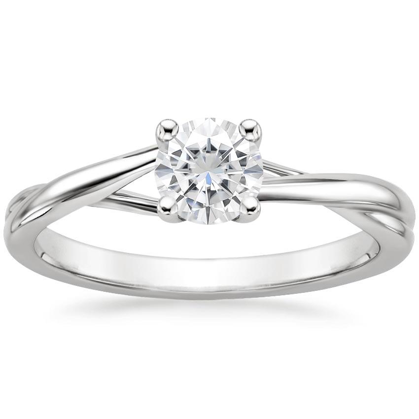 Moissanite Grace Ring