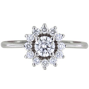Shared Prong Halo, top view