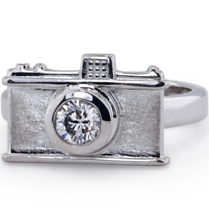 Camera Ring, top view