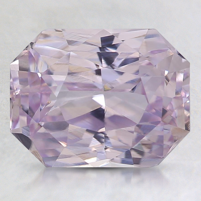 9.1x7mm Pink Radiant Sapphire