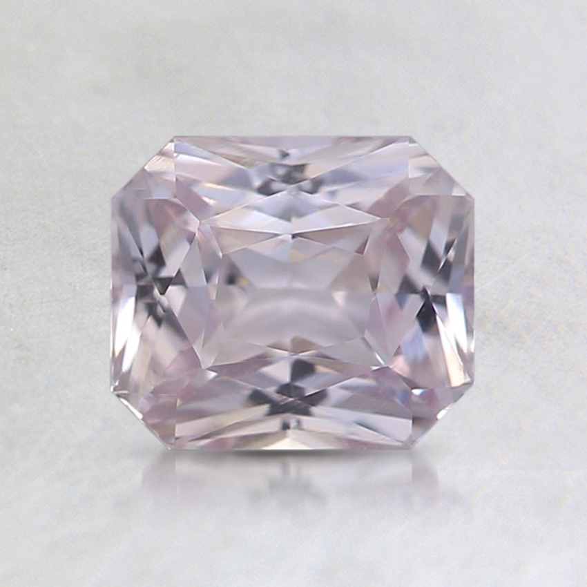 6.4x5.5mm Unheated Pink Radiant Sapphire