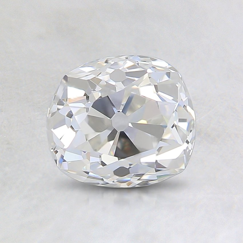 1.11 Ct., H Color, VS1, Old Mine Cut Diamond