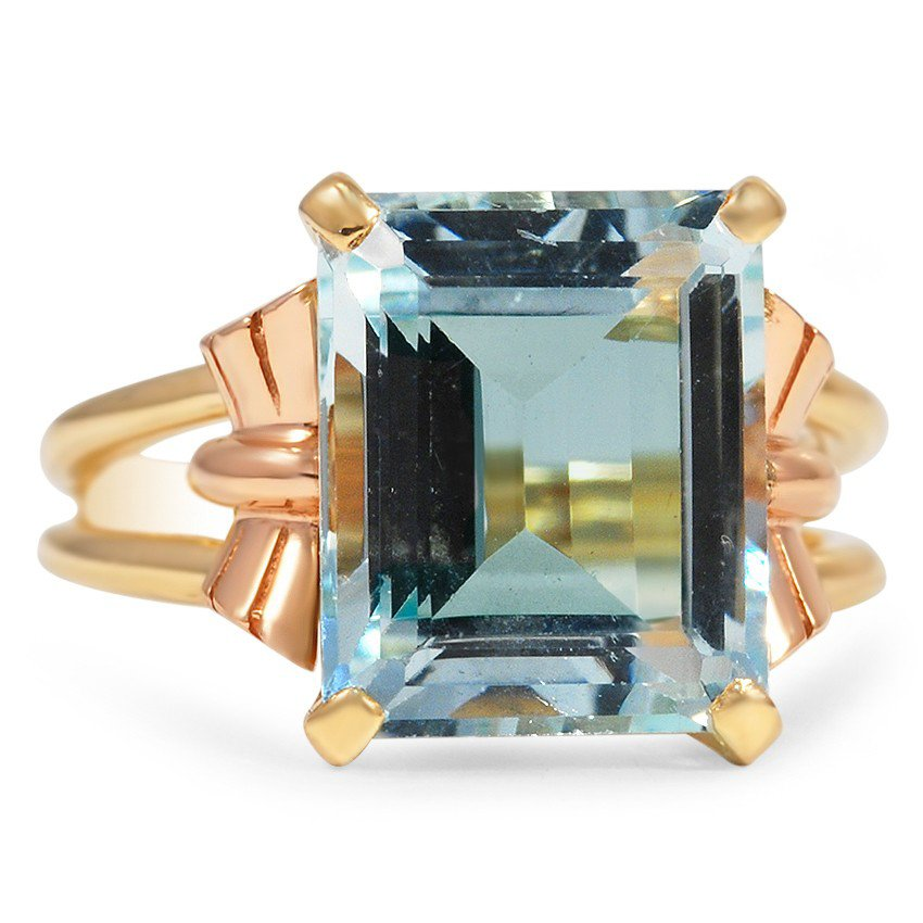 The Parker Ring, top view