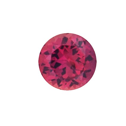 5mm Red Round Ruby