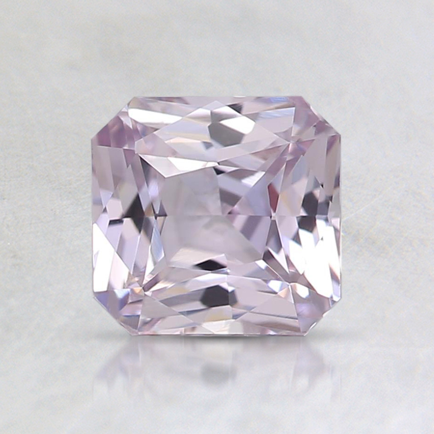 5.8x5.6mm Unheated Pink Radiant Sapphire