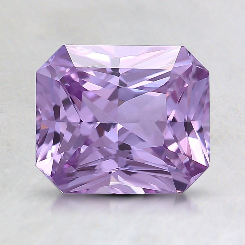7.2X6.5mm Violet Radiant Sapphire
