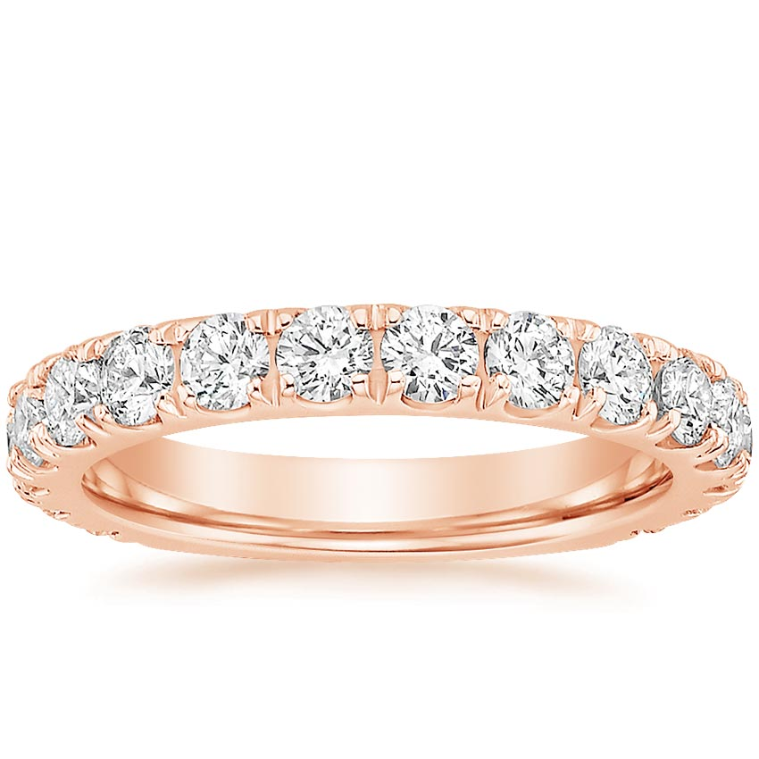 Rose Gold Portia Diamond Ring (1 1/3 ct. tw.)