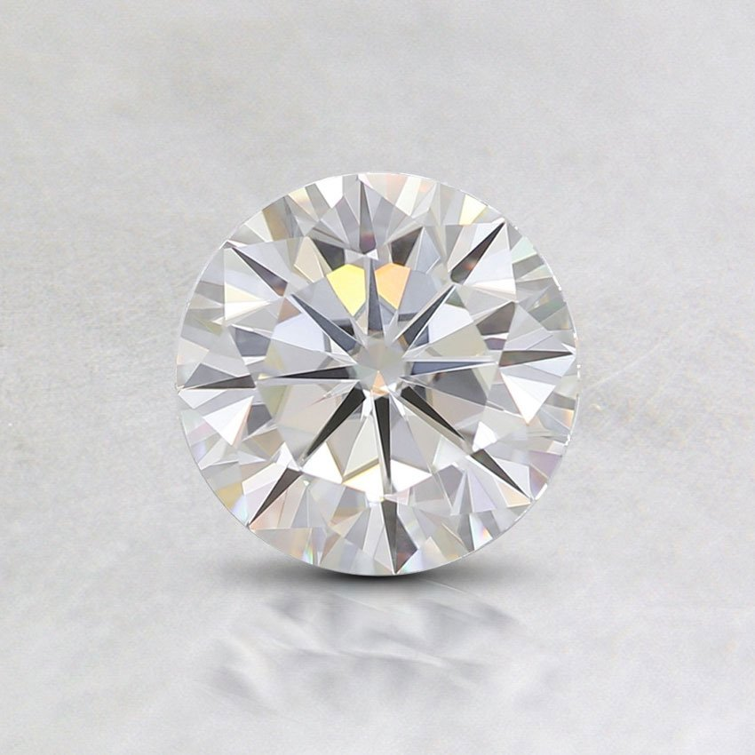 5.5mm Premium Round Moissanite