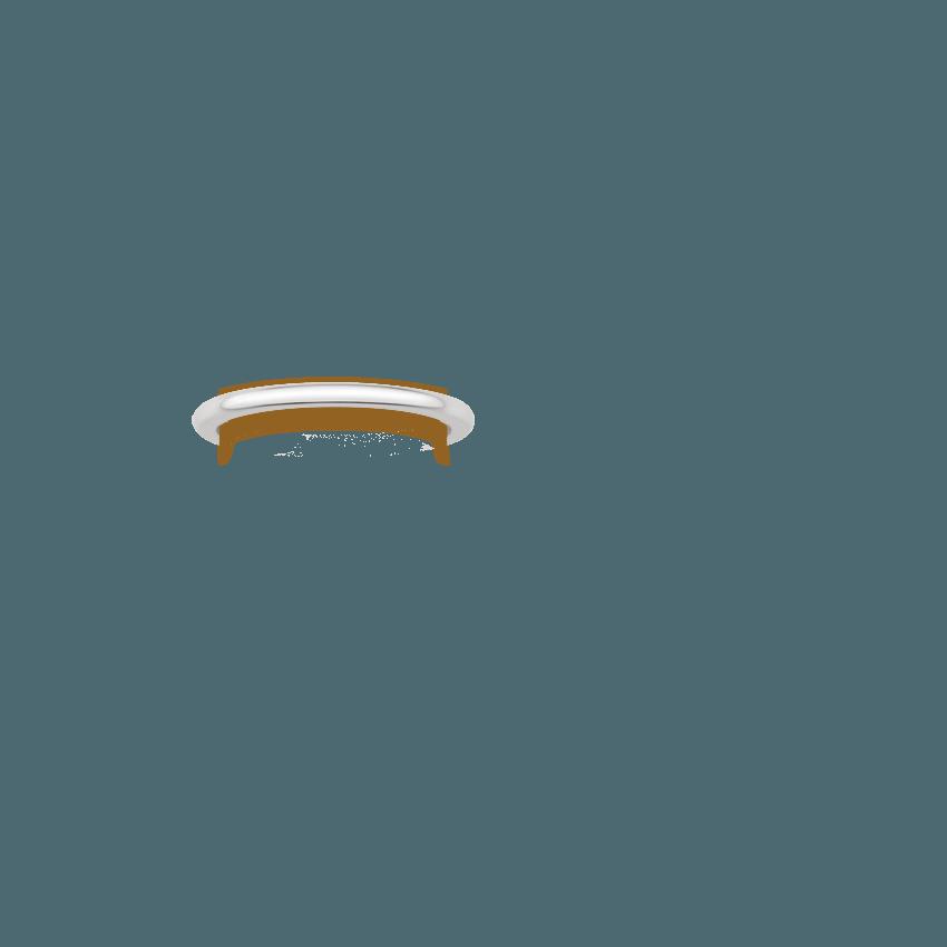 Petite Comfort Fit Wedding Ring Brilliant Earth