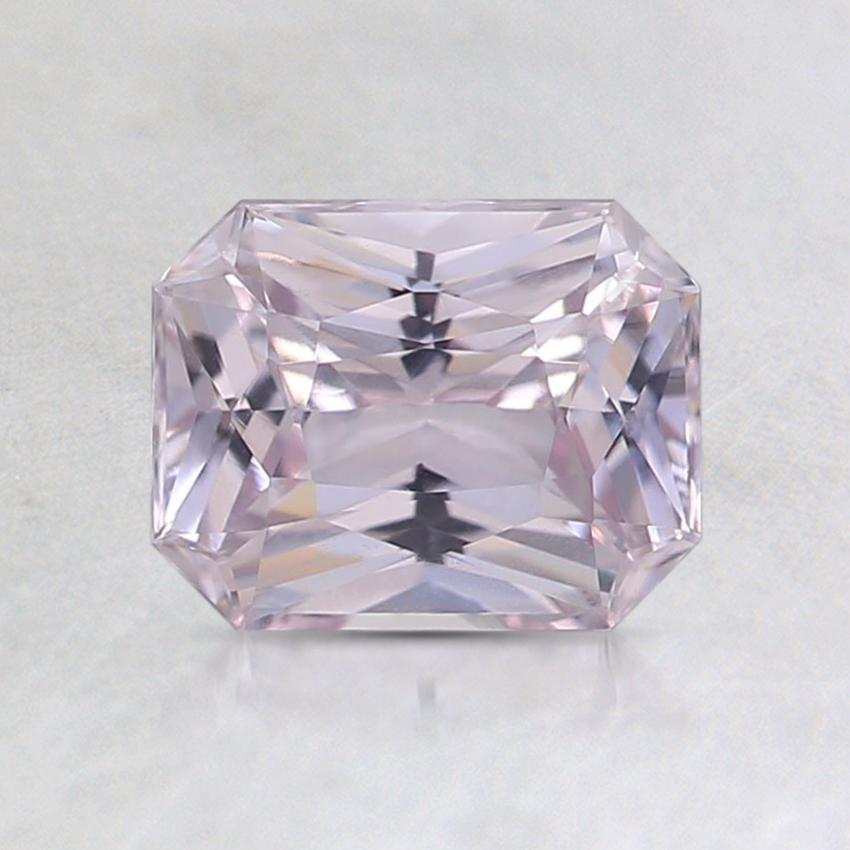 6.6x5.2mm Unheated Pink Radiant Sapphire