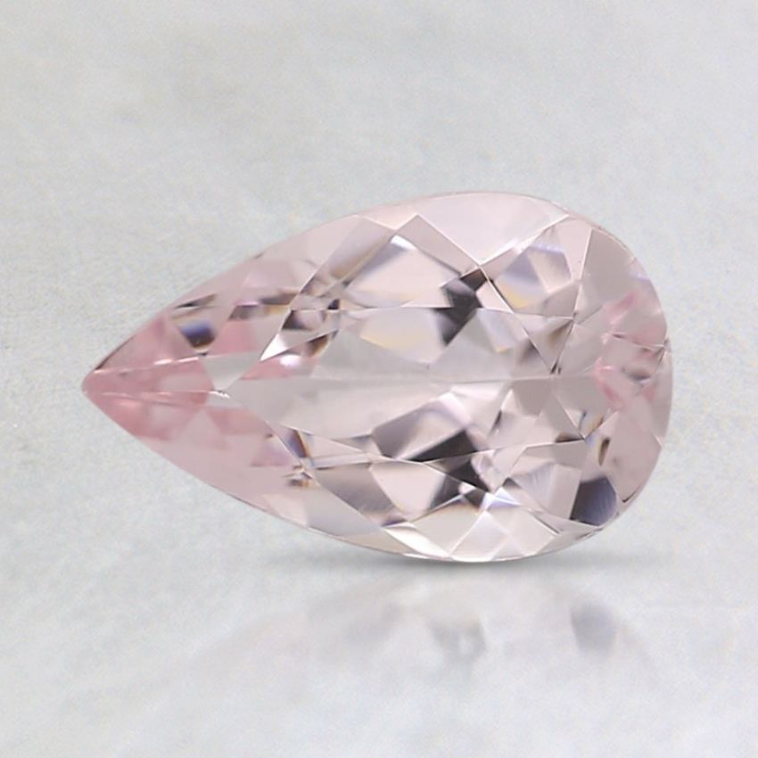 8x5mm Premium Pink Pear Morganite