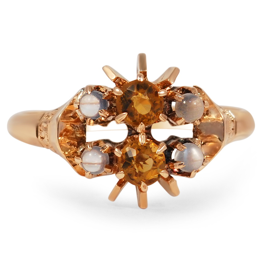 The Solaris Ring, top view