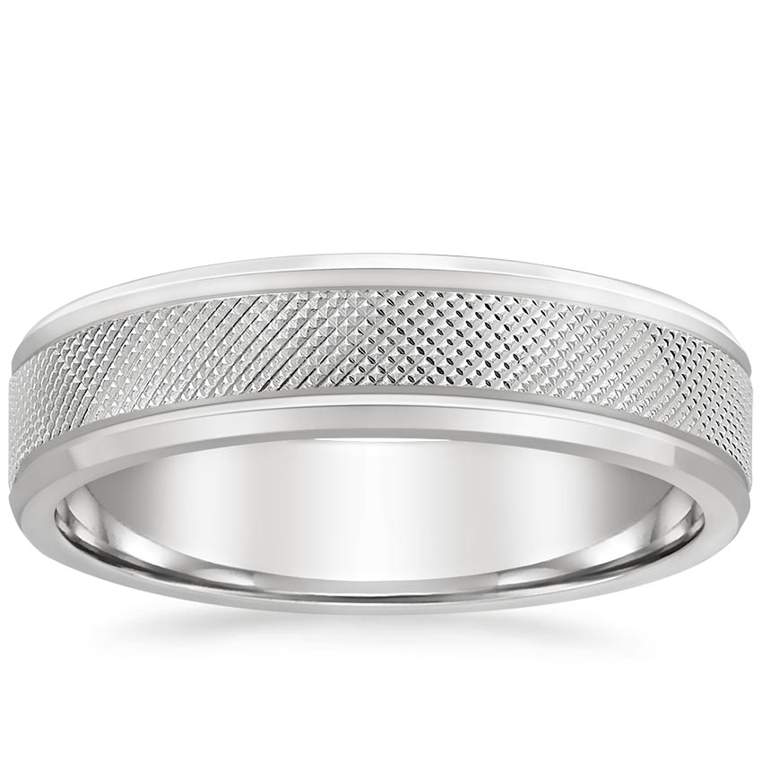 Top Twenty Men's Wedding Rings - MAVERICK WEDDING RING