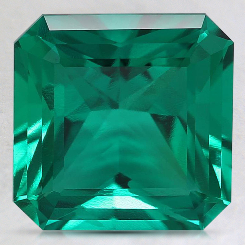 9mm Radiant Lab Created Emerald