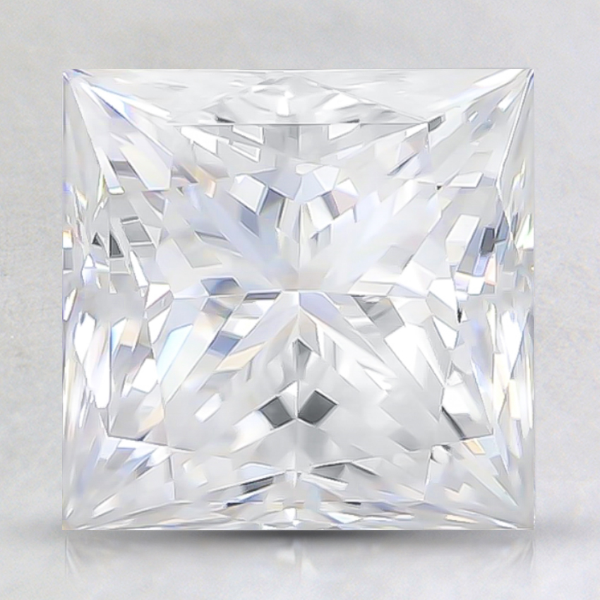 8mm Super Premium Princess Moissanite