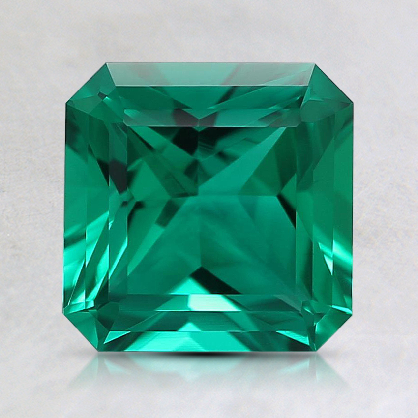 7mm Radiant Lab Created Emerald