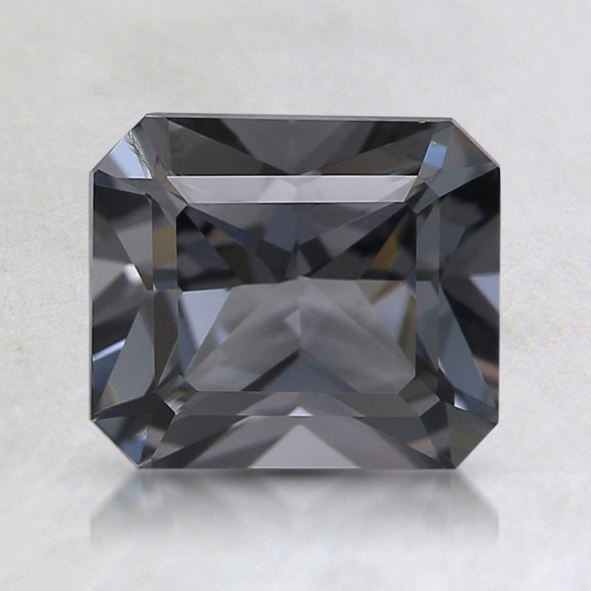 7.2x6.4mm Gray Radiant Spinel