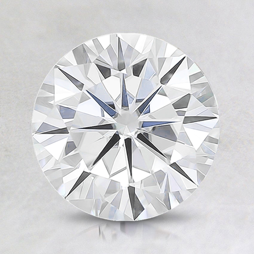 7.5mm Super Premium Round Moissanite