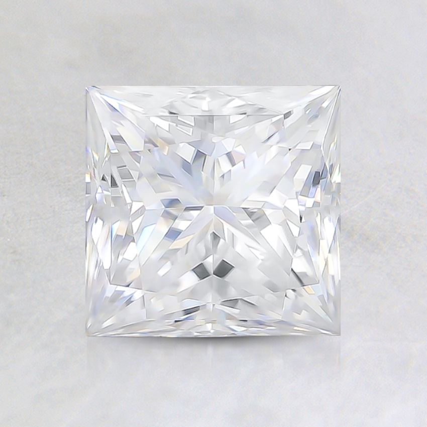 6mm Super Premium Princess Moissanite