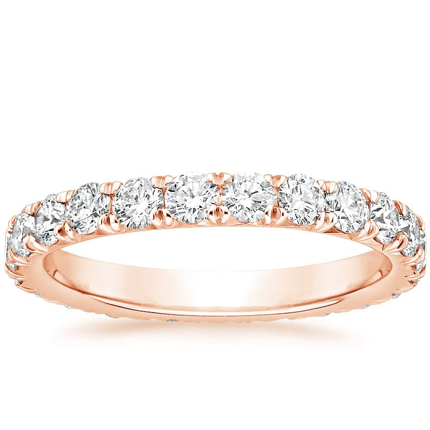 Rose Gold Luxe Anthology Eternity Diamond Ring (1 1/3 ct. tw.)