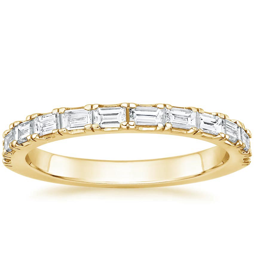 Yellow Gold Gemma Diamond Ring (1/2 ct. tw.)