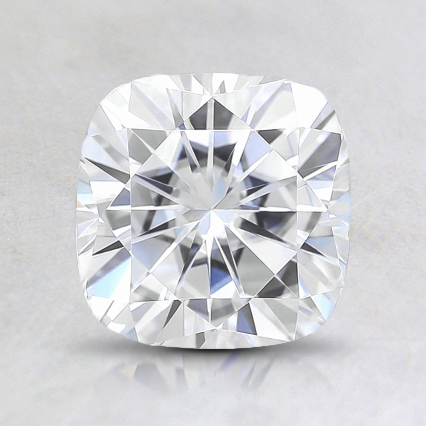6.5mm Super Premium Cushion Moissanite